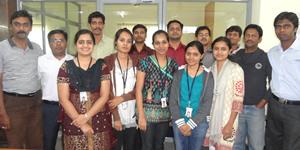 PSMI India Staff